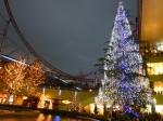 東京ドームシティー夜景