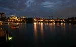 USJラグーン夜景