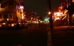 USJハリウットエリア夜景
